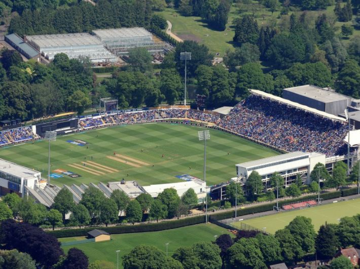 England return to Sophia Gardens in 2021!