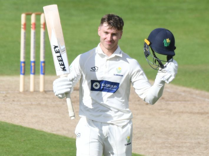 To score a hundred on debut is surreal - Taylor