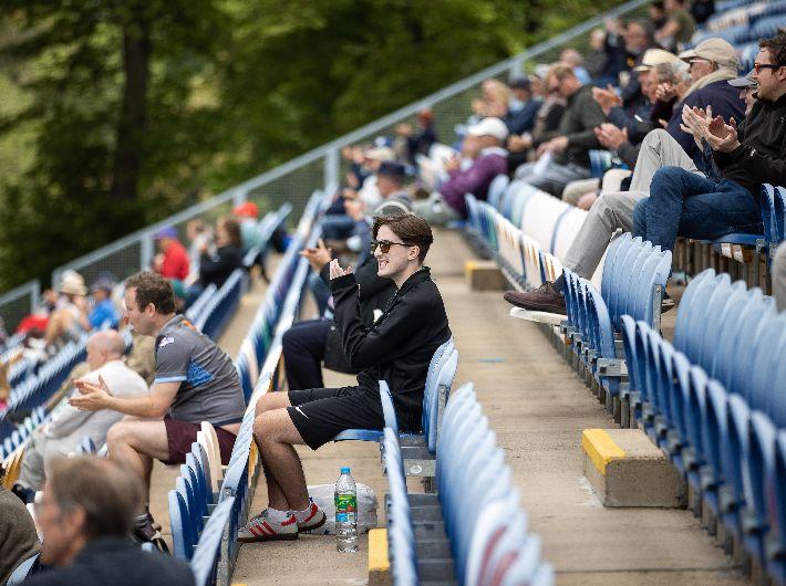 A phased return of spectators to Sophia Gardens