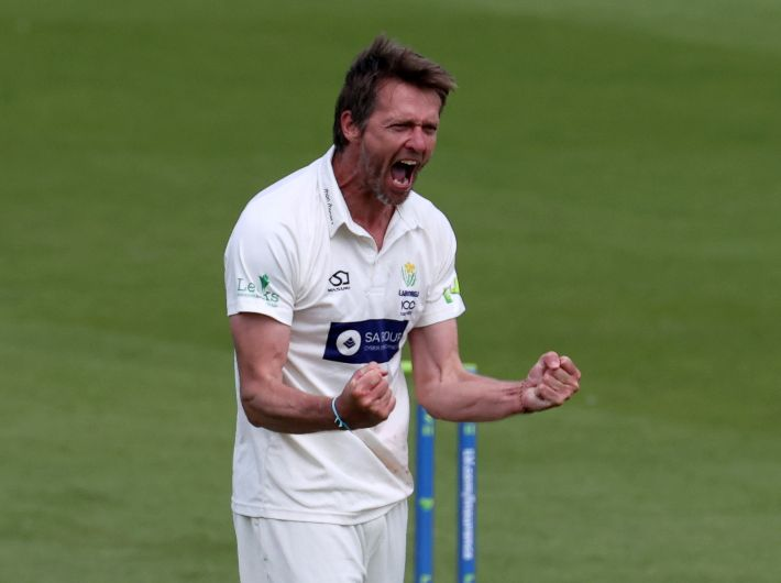 13-man squad named for County Championship clash against Sussex