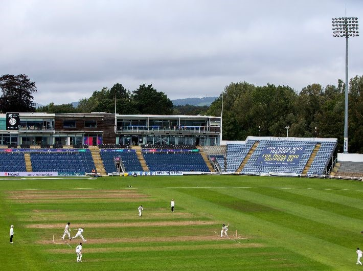 Glamorgan to welcome back supporters for pilot event