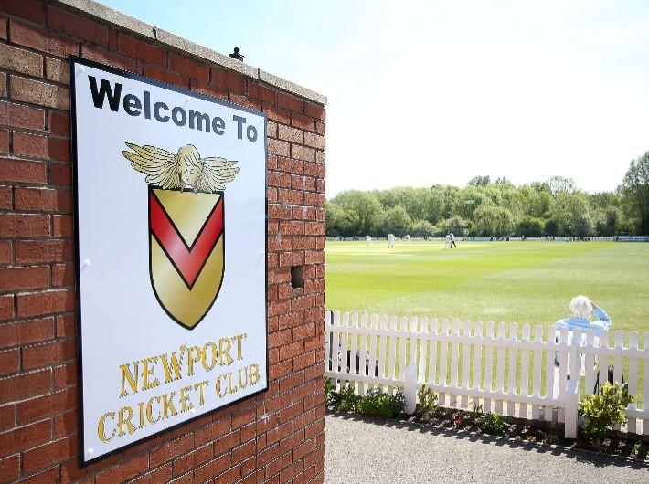 Glam 2nd XI v Northants 2nd XI at Newport