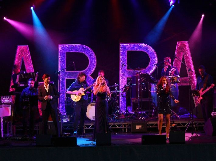 An Evening of ABBA returns to Sophia Gardens