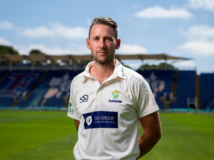 Glamorgan reveal Bob Willis Trophy kit