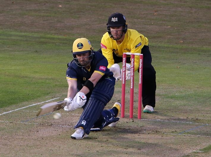 It was an all-round performance - Balbirnie