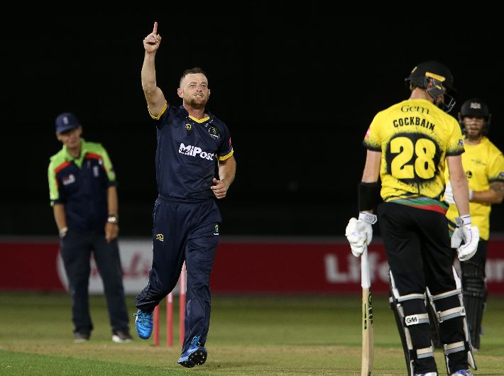 Wagg looks ahead to Worcestershire clash