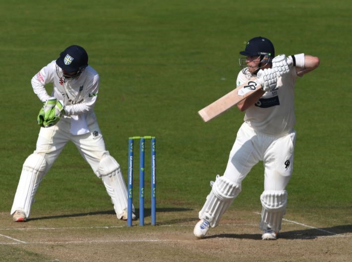 At the start of the day it was our goal to take it as deep as we could - Douthwaite