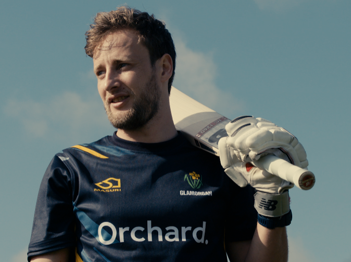 Glamorgan reveal new white-ball training kit