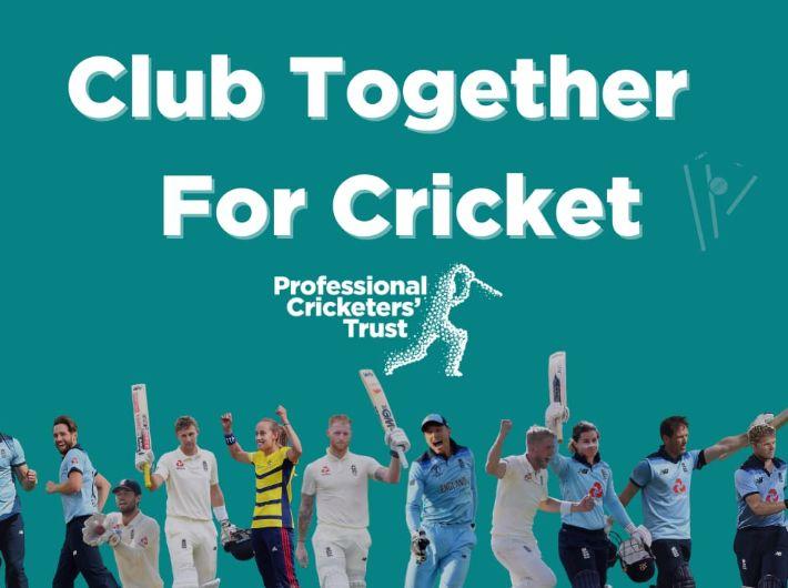 Glamorgan stars Club Together for Cricket