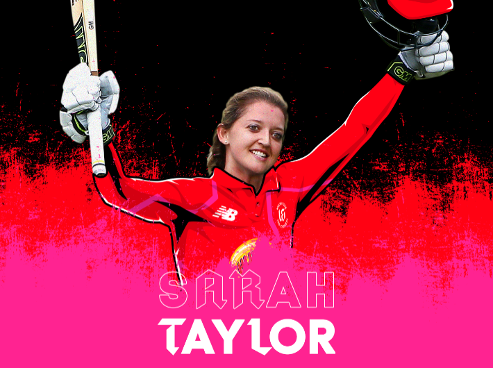 Sarah Taylor signs up for Welsh Fire