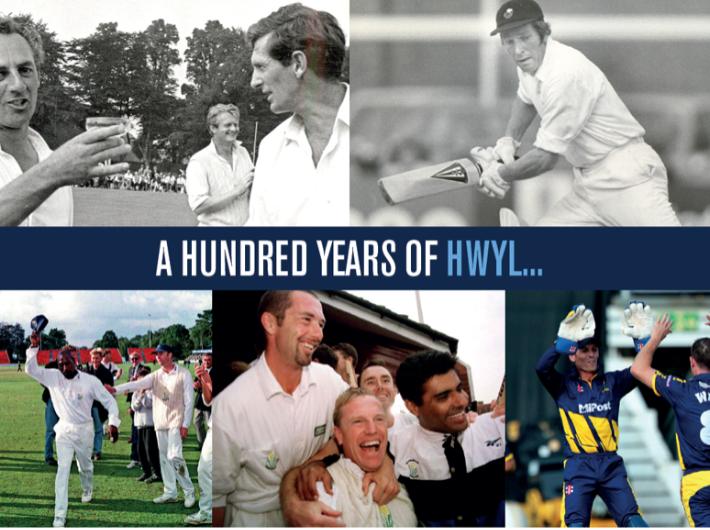 Glamorgan celebrate century of first-class cricket