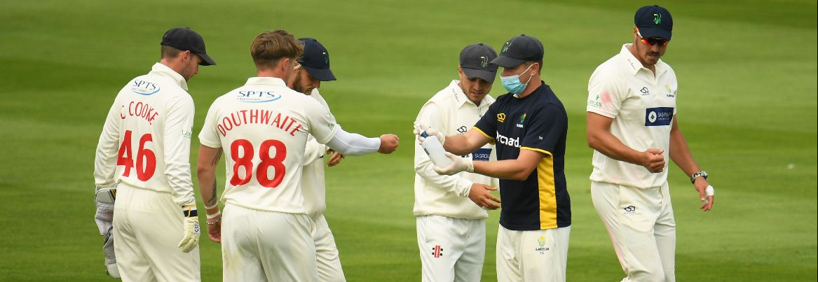 Glamorgan draw with Gloucestershire at Cardiff